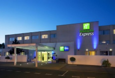 Отель Holiday Inn Express Norwich в городе Hellesdon, Великобритания