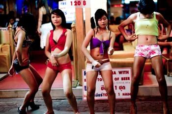 Волкинг стрит секс индустрия