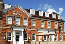Отель The Kings Hotel High Wycombe в городе Стокенчерч, Великобритания